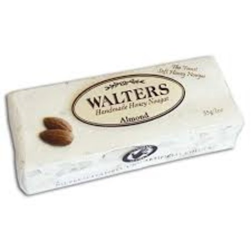 Walters Walters Almond Honey Nougat bar 1.8 oz