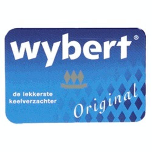 Wybert Wybert Licorice Lozenges Tin