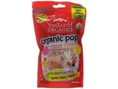 Yummy Earth Yummy Earth Organic Pops