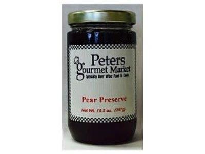 Peters Pear Preserves 10.5 oz jar