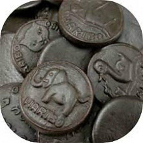 Haribo Haribo Licorice Medailles 8 oz tub