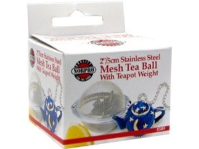 Norpro Norpro Mesh Tea Ball with Weight 2 inch