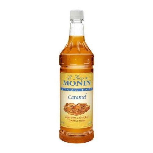 Monin Monin Sugar Free Caramel Syrup