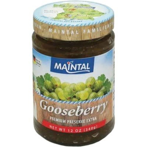 Maintal Maintal Gooseberry Fruit Spread