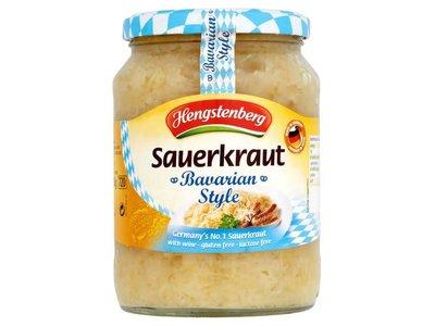 Hengstenberg Hengstenberg Bavarian Sauerkraut