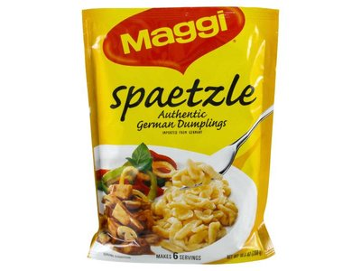 Maggi Maggi Spaetzle