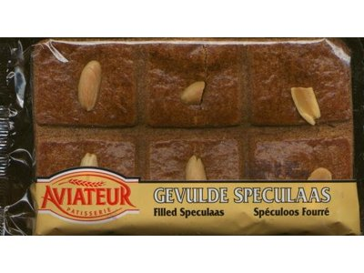 Aviateur Aviateur Almond Filled Speculaas 8.4 Oz