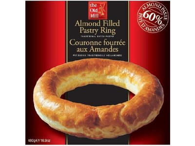 The Old Mill The old Mill Banket Butter Almond Ring 1 lb