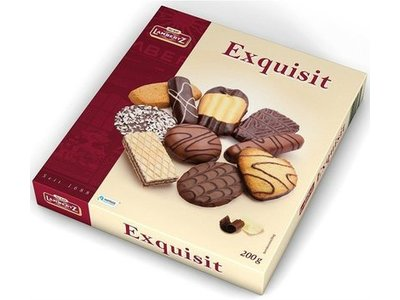 Lambertz Lambertz Exquisit Assorted Cookie Box