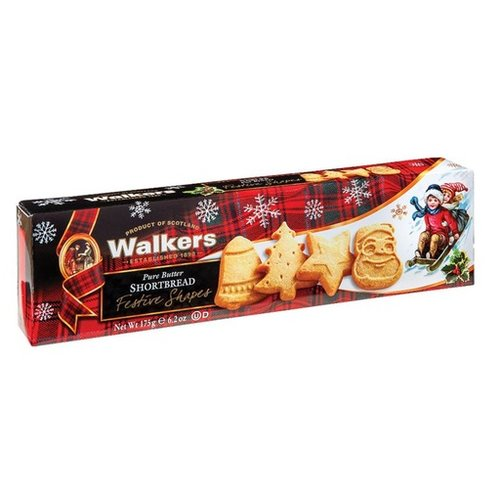 Walkers Walkers Festive Shapes Assorted box