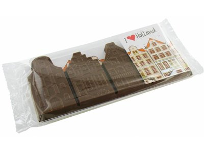Dutch House Milk Chocolate Bar 3.5 oz