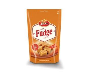 Lonka Lonka Vanilla Fudge 6.2  oz