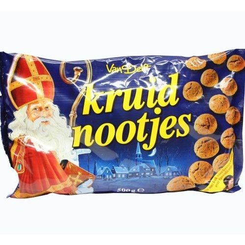 Van Delft Van Delft Gingerbread nuts 17 oz oz bag