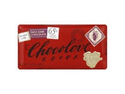 Chocolove Chocolove Rich Dark Choc Bar 65%