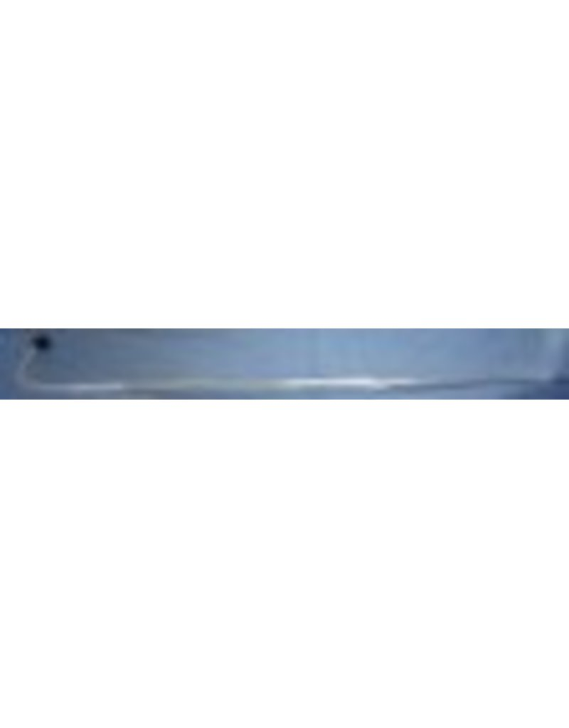 "LD CARLSON 30"" CURVED CLEAR RACKING TUBE"