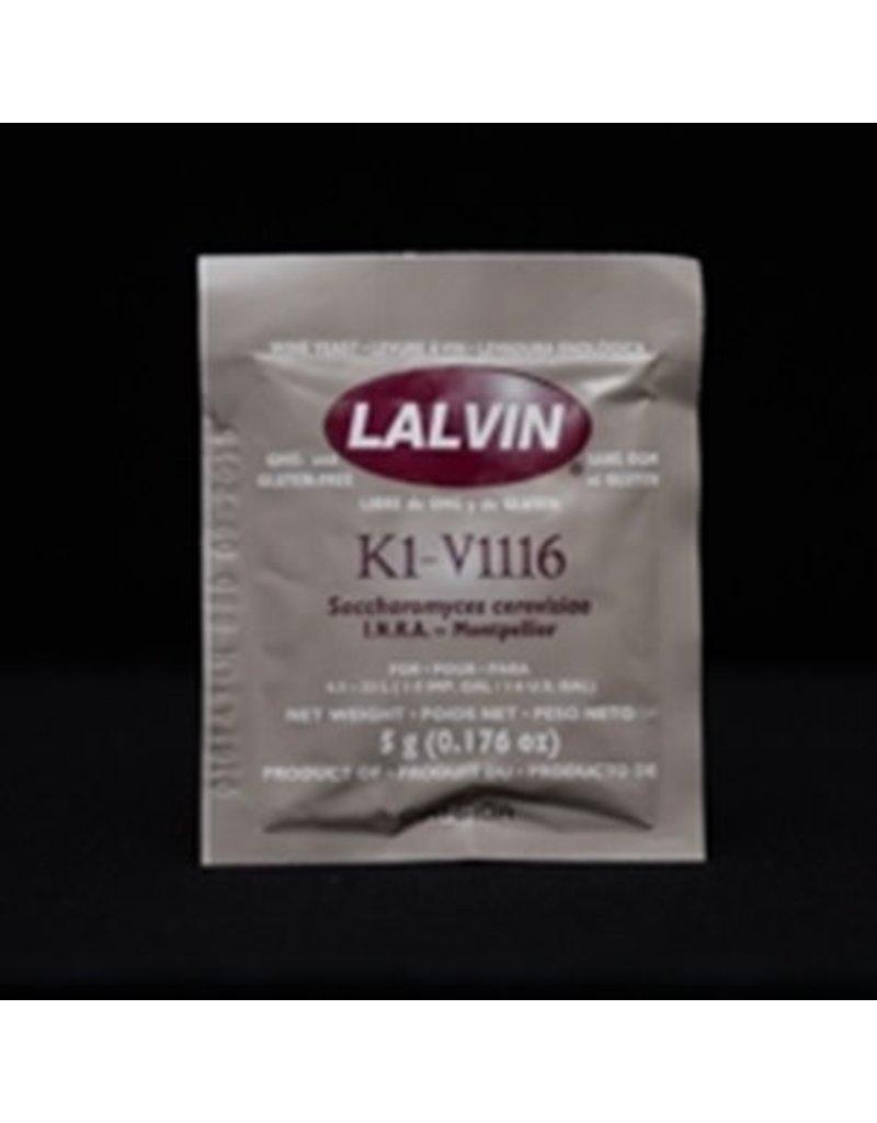 BSG HANDCRAFT LALVIN K1V-1116 WINE YEAST