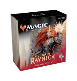 Guilds of Ravnica Prerelease - Boros