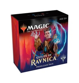 Guilds of Ravnica Prerelease - Izzet