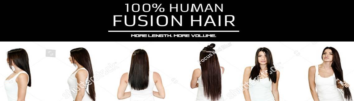 Fusion Hair Banner