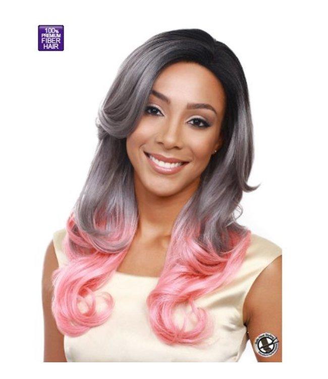 Bobbi Boss Mlf100 Venice Lace Front Wig United Beauty Supply