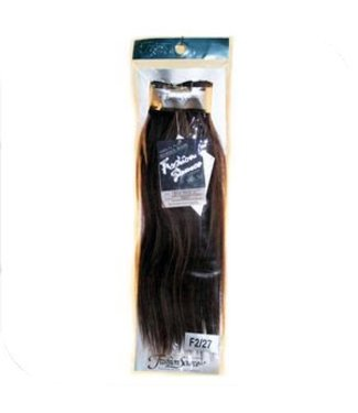 "Fashion Source Fashion Source Human Hair 7 Piece Clip-in 14"" Extensions"