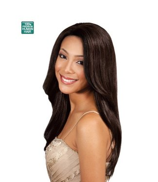 "Bobbi Boss Visso Natural Yaky 8"" Weft"