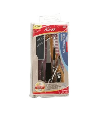 Ruby Kiss RMK01 Professional Manicure Kit