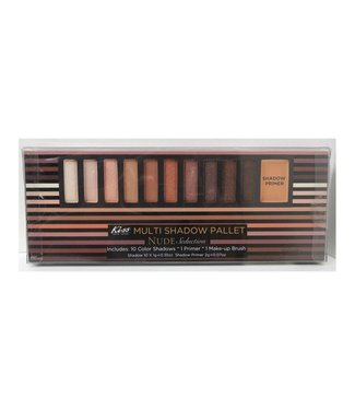 Ruby Kiss New York Multi Shadow Pallet Nude Seduction