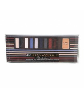 Ruby Kiss New York Multi Shadow Pallet Black Lace