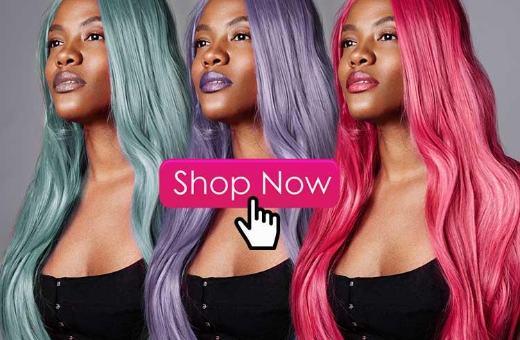 Shop Lace Front Wigs now!