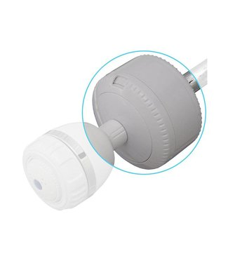 Slim-Line 2 Universal Shower Filter White