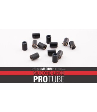 The Hair Shop The Hair Shop Silicone Lined Protube (Medium) 3.4mm x 5.0mm