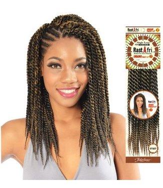 "Rastafri Rastafri Imani Twist 14"" Crochet Hair"