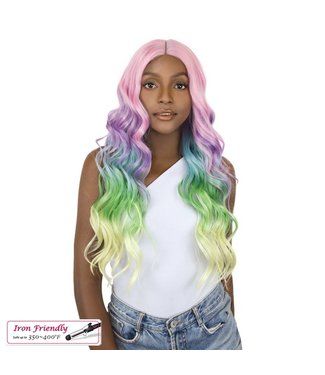 It's a Wig It's a Wig Unicorn Body Wave Lace Front Wig