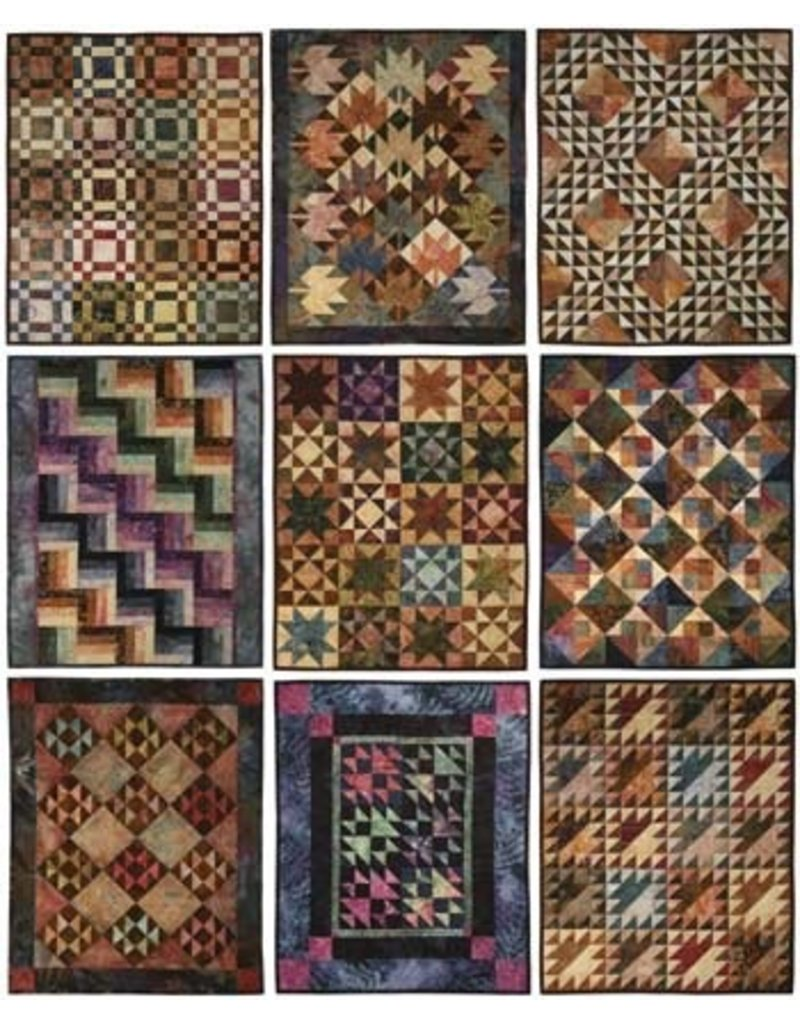 Exploring Batiks Pattern