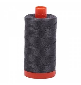 Aurifil Cotton Thread 50 wt 1422 yards Pewter