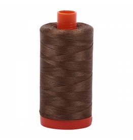 Aurifil Cotton Thread 50 wt 1422 yards Dark Sandstone