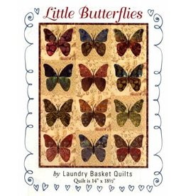 Little Butterflies Pattern