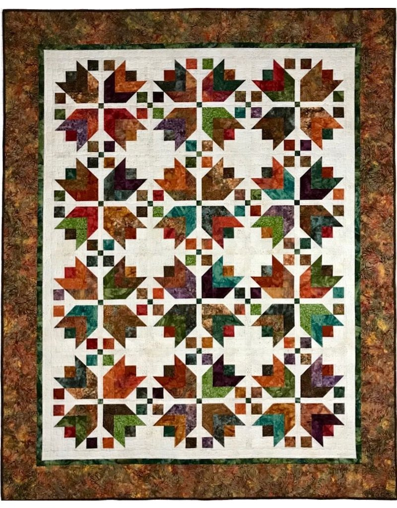 Harvest -Twin Quilt Kit