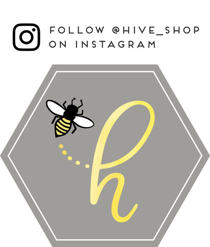 Follow Hive Baby Boutique on Instagram