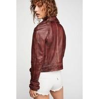 Avis Leather Jacket