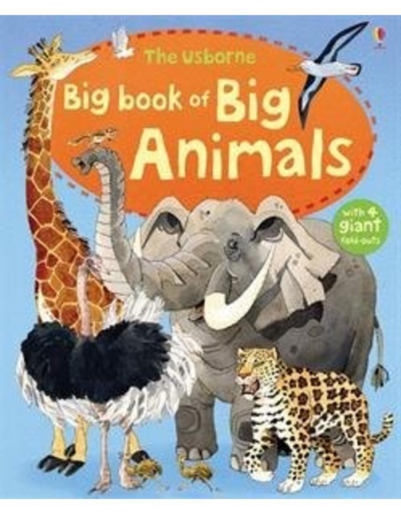 Educational Dev Big Book of Big Animals