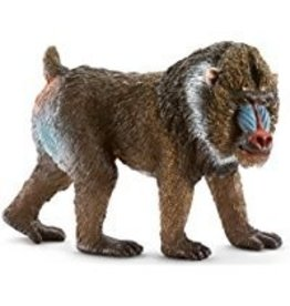 Schleich Mandrill male