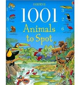 Educational Dev 1001 Animals to Spot