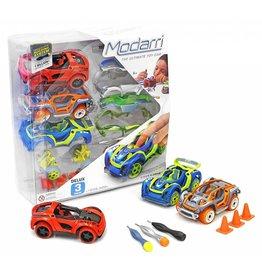 Thoughtfull Toys Modarri 3 Pack Deluxe
