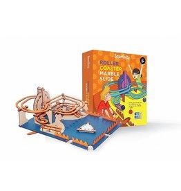 Plasmart Roller Coaster Marble Slide
