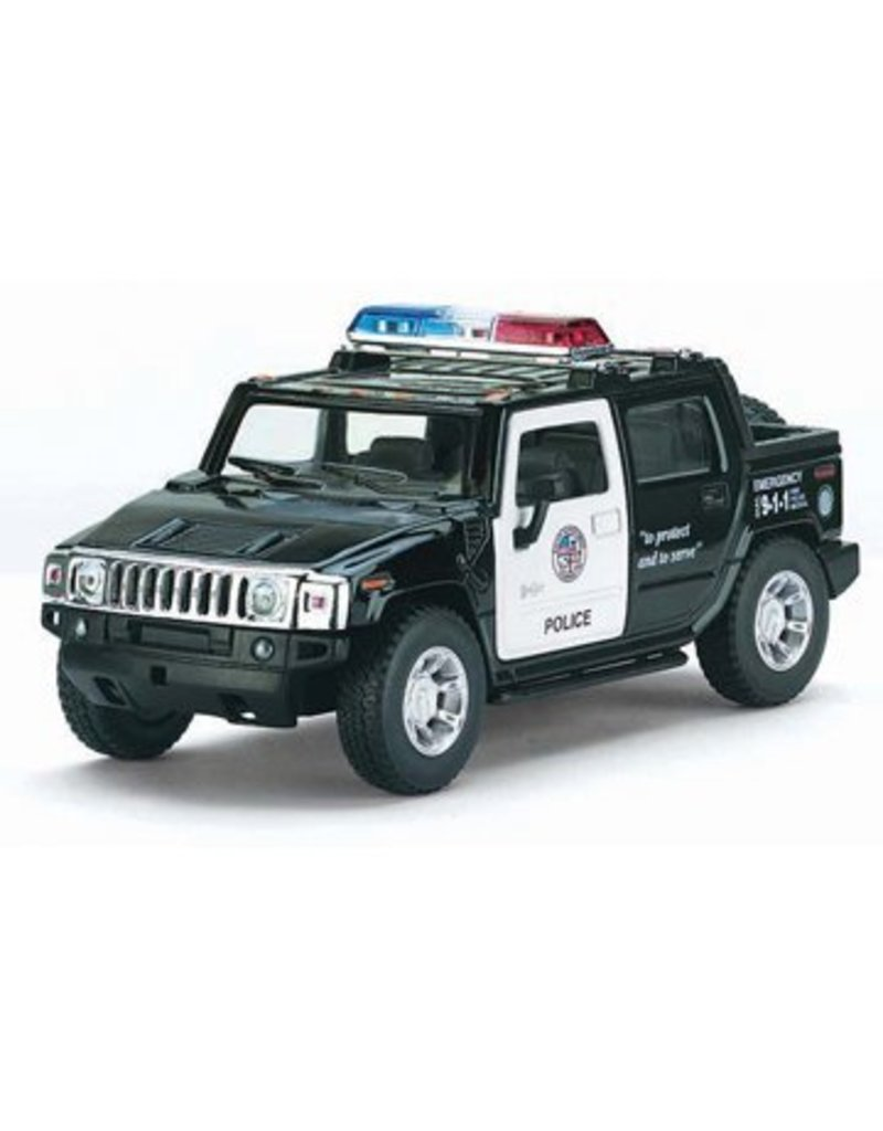 Schylling 2005 Police Hummer H2