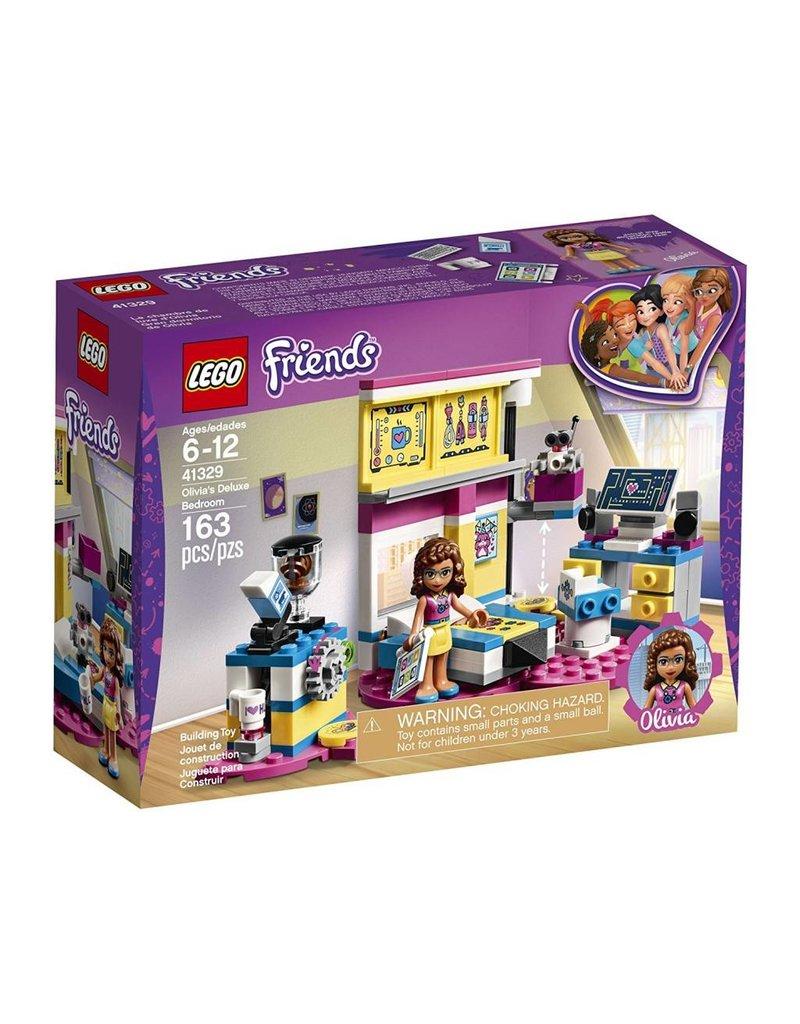 Lego Lego Friends Olivia's Deluxe Bedroom