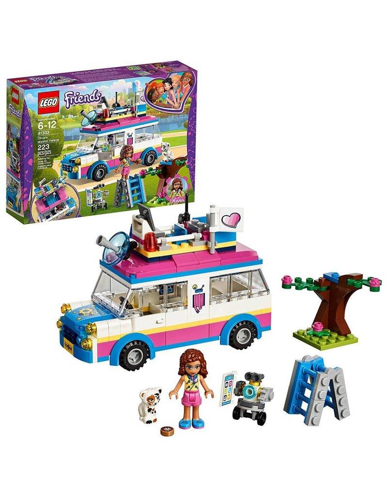 Lego Lego Friends Olivia's Mission Vehicle