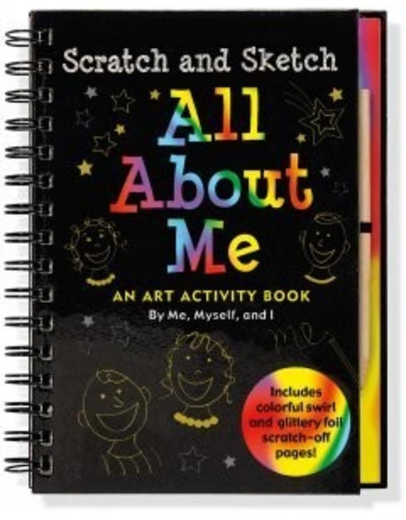 Scratch & Sketch All About Me